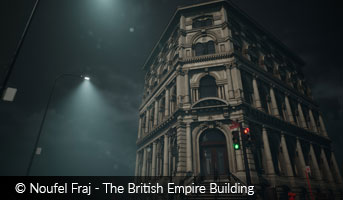 Noufel Fraj The British Empire Building